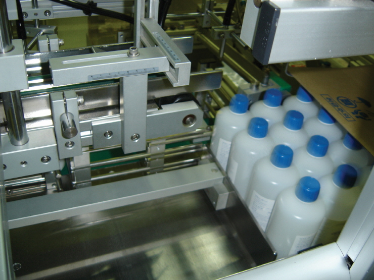 Bottle insertion device